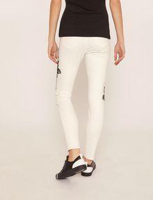 ARMANI EXCHANGE J10 SKINNY CROPPED FLORAL JEAN Skinny jeans Woman e