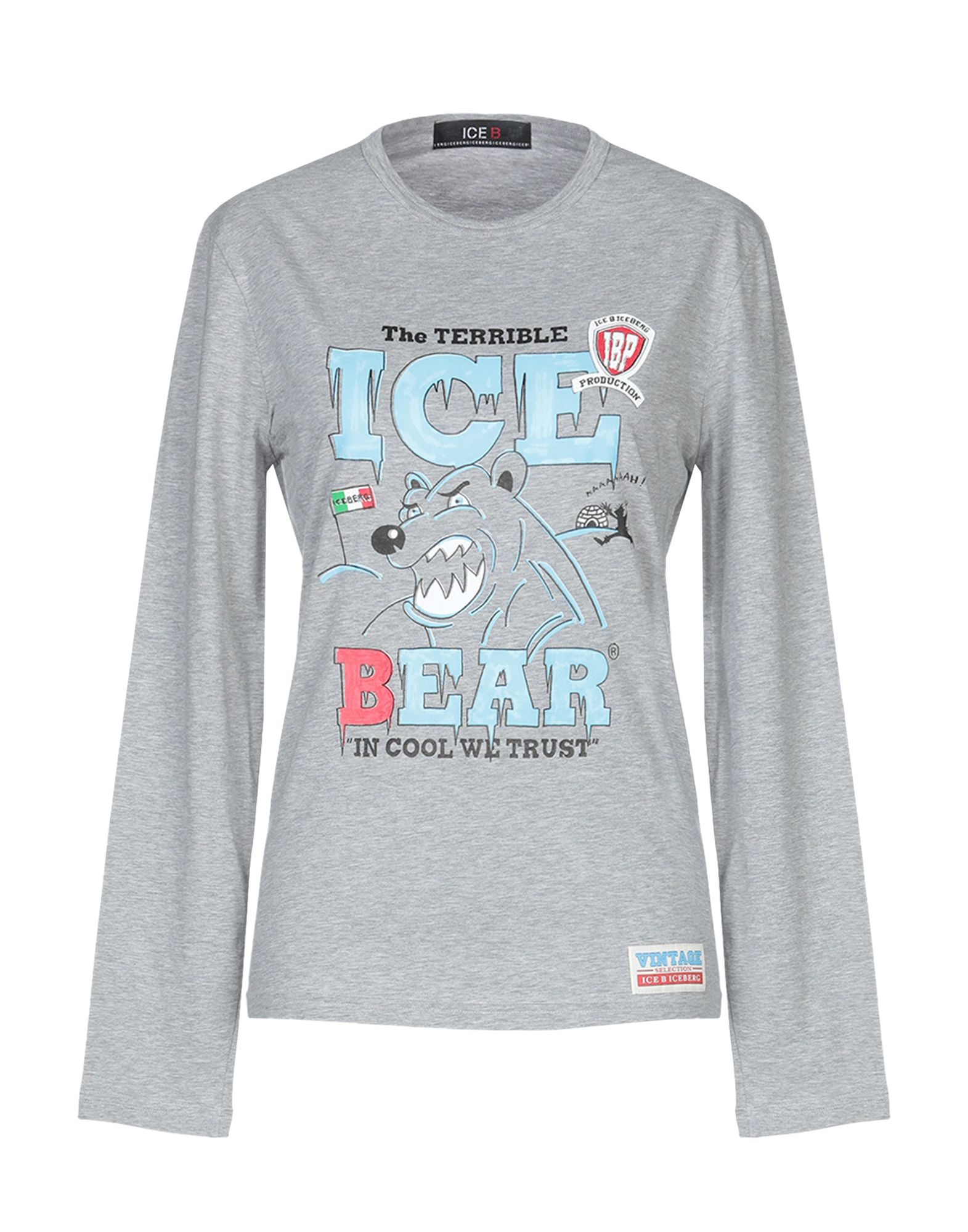 ICE B ICEBERG Футболка ice b iceberg pубашка