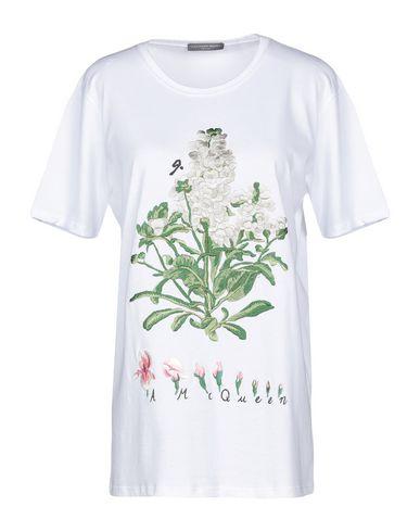 ALEXANDER MCQUEEN TOPWEAR T-shirts Women