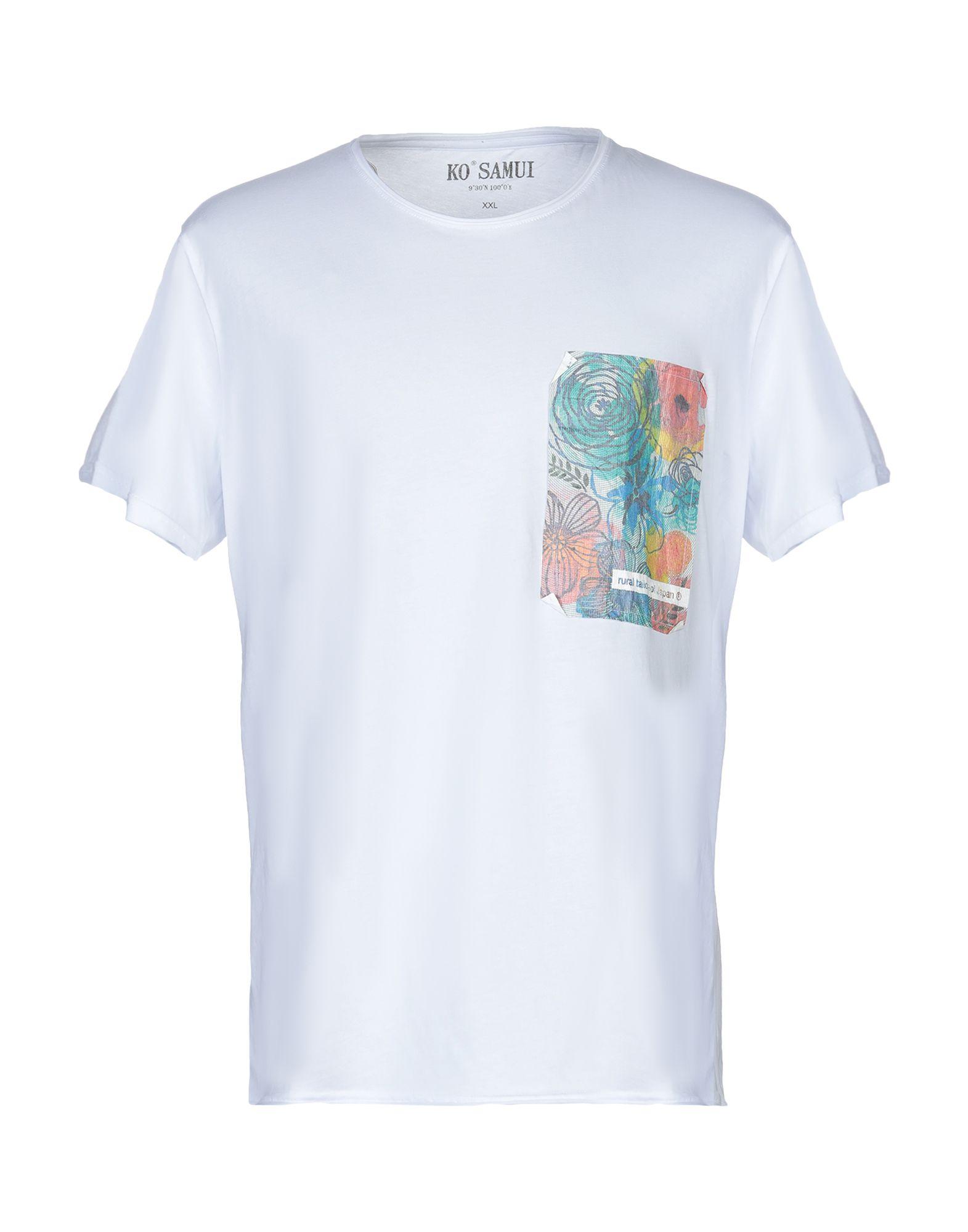 KO SAMUI Футболка ko samui футболка из органического хлопка