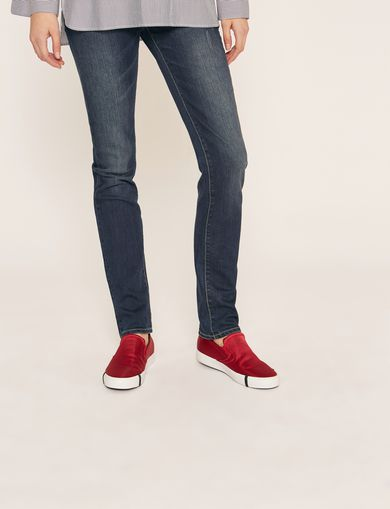 ARMANI EXCHANGE STRAIGHT FIT JEANS Woman F