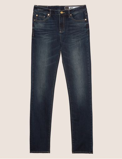 ARMANI EXCHANGE STRAIGHT FIT JEANS Woman R