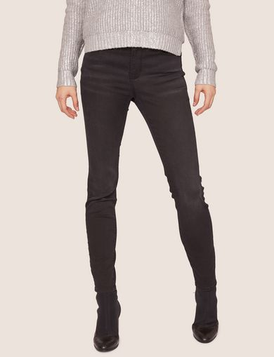 ARMANI EXCHANGE Skinny jeans Woman F
