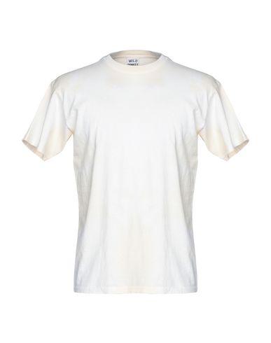 Фото - Женскую футболку WILD DONKEY цвет слоновая кость