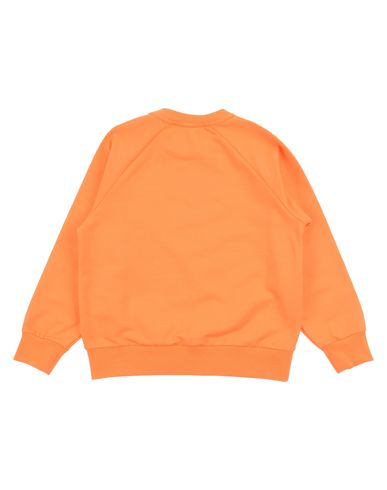 Фото 2 - Толстовку оранжевого цвета