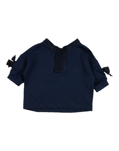 Фото 2 - Толстовку темно-синего цвета