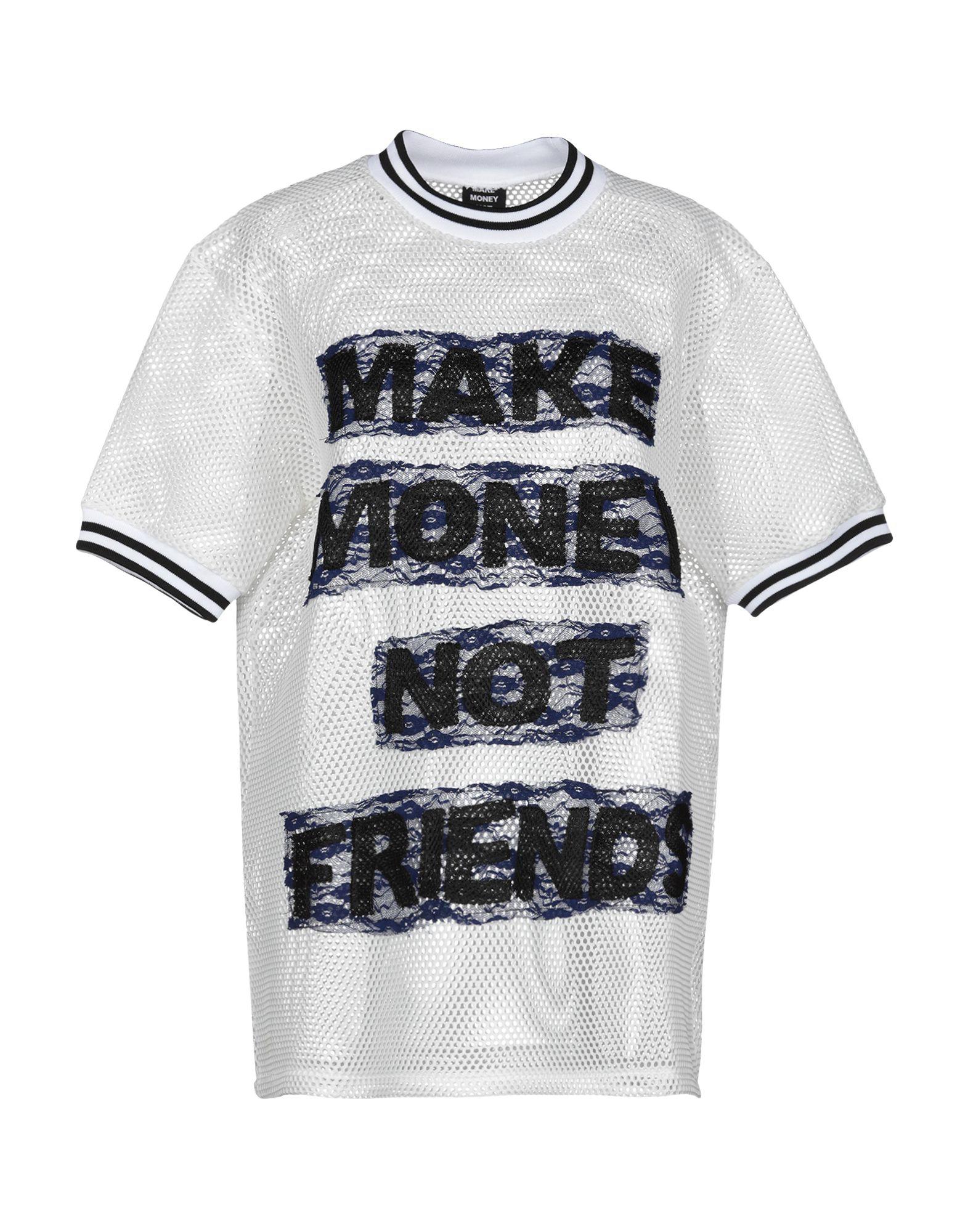 MAKE MONEY NOT FRIENDS Футболка make money not friends шарф