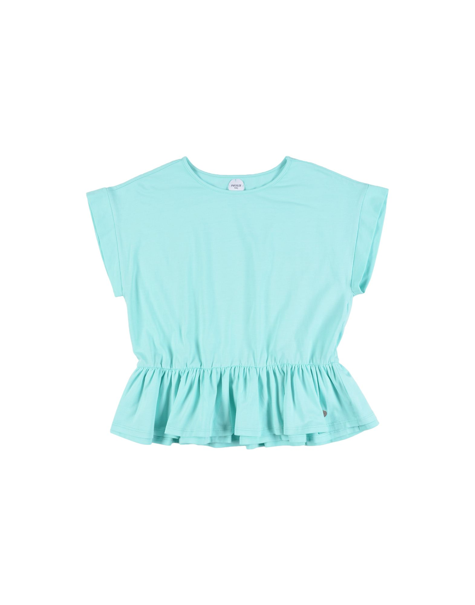 Parrot Kids' T-shirts In Blue