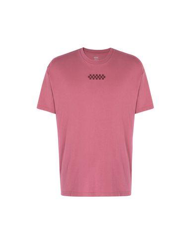 Фото - Женскую футболку  цвет пурпурный