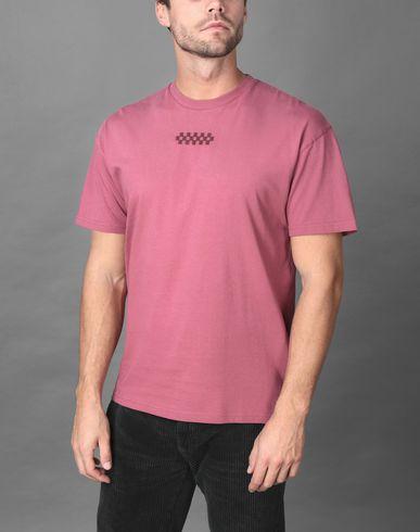 Фото 2 - Женскую футболку  цвет пурпурный