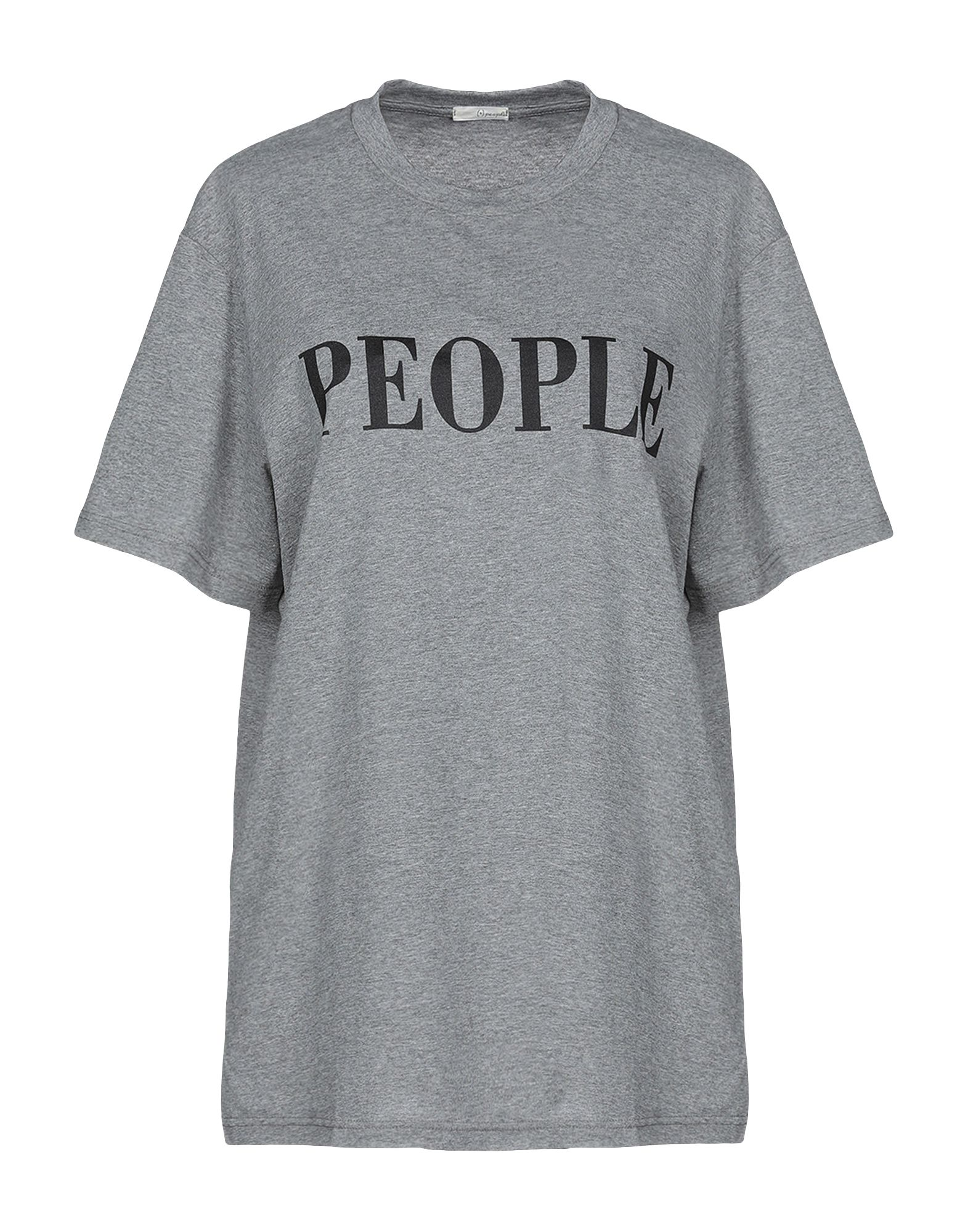 (+) PEOPLE Футболка футболка классическая printio junk people