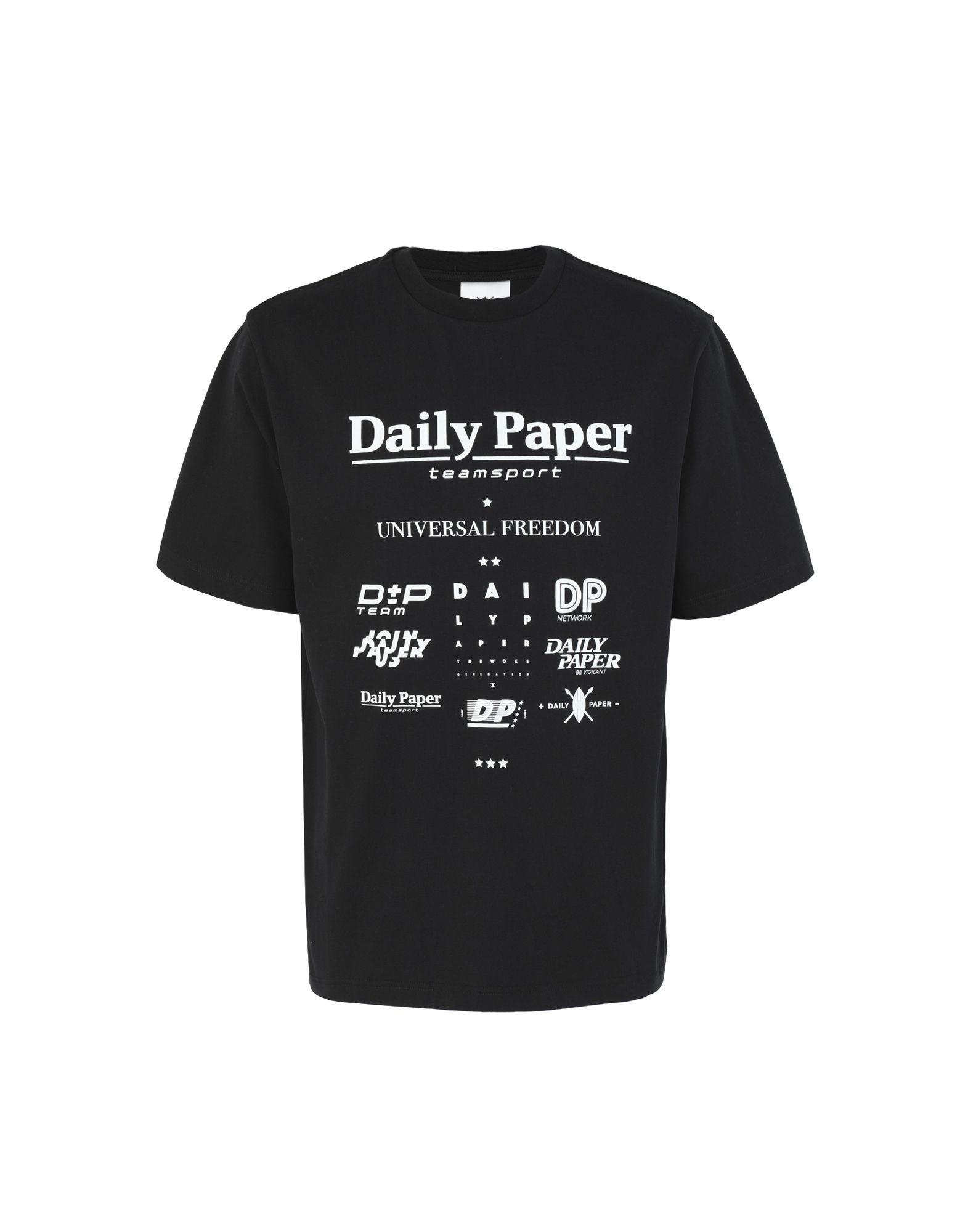 DAILY PAPER T-Shirts in Black