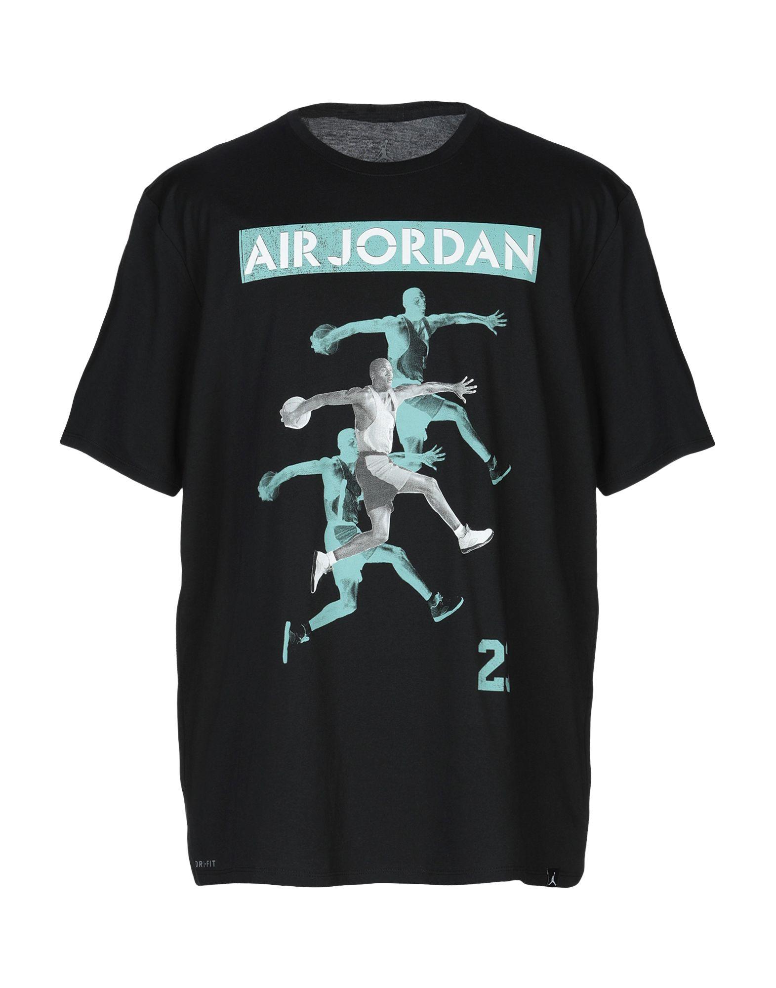 JORDAN Футболка спортивная футболка nike 2015 as jordan 23 7 teet 635709