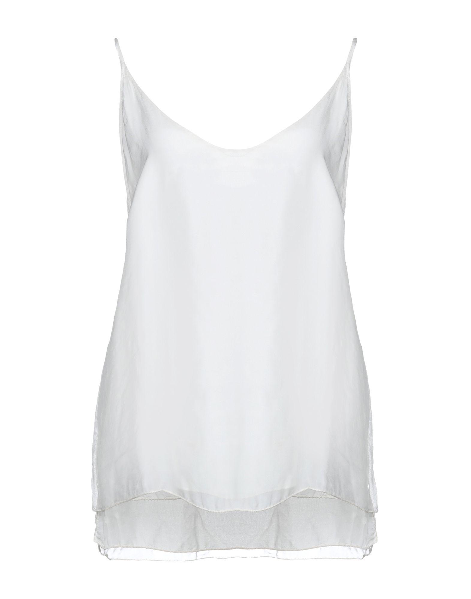 CROCHÈ Топ без рукавов crochè короткое платье