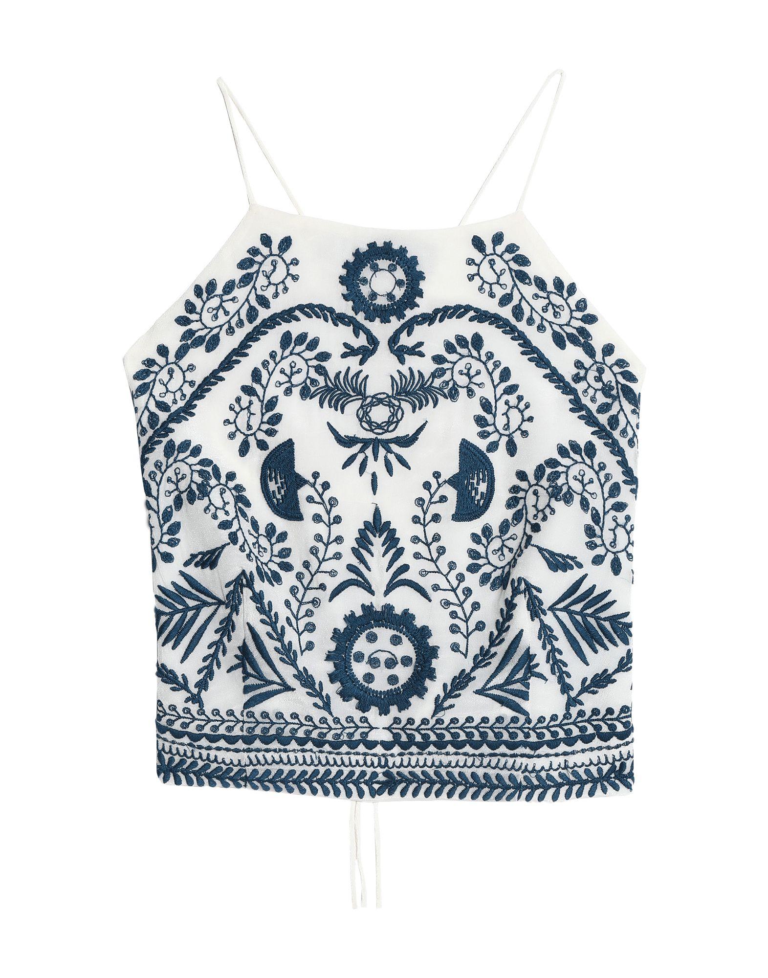 ANTIK BATIK Топ без рукавов batik batik зимний комплект маруся 350 200гр сиреневый