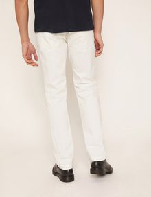 ARMANI EXCHANGE MOTO-FIT WHITE JEAN WITH DISTRESSING Skinny jeans [*** pickupInStoreShippingNotGuaranteed_info ***] e