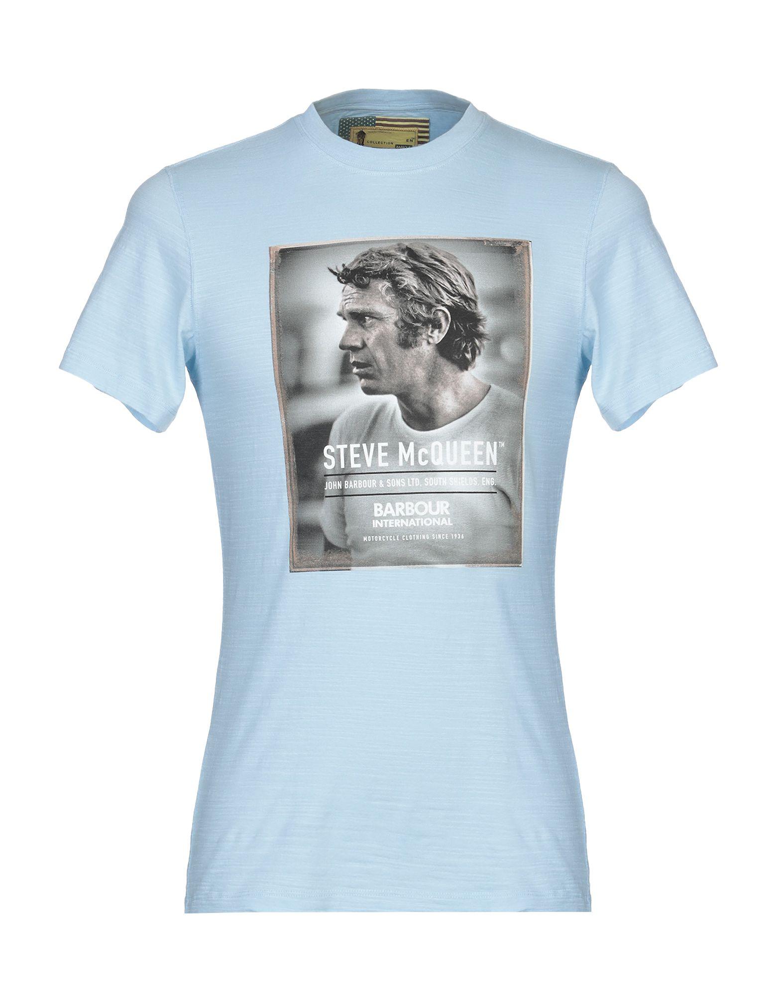 BARBOUR Футболка футболка barbour lts0262 gy31