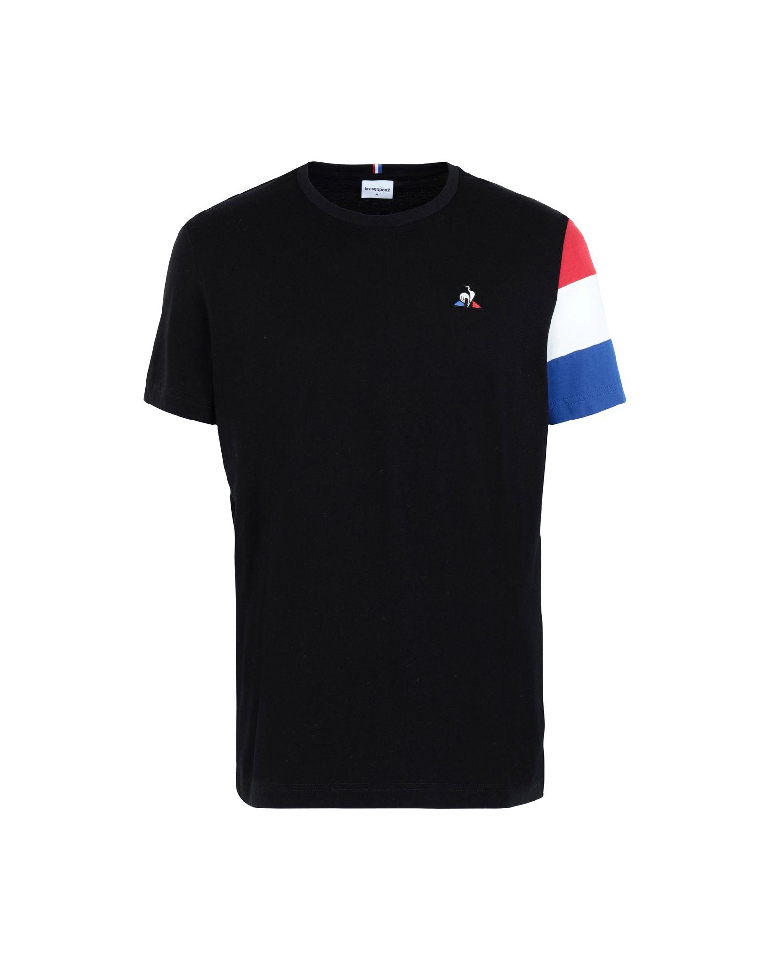 LE COQ SPORTIF Футболка футболка wearcraft premium printio le coq sportif t shirt