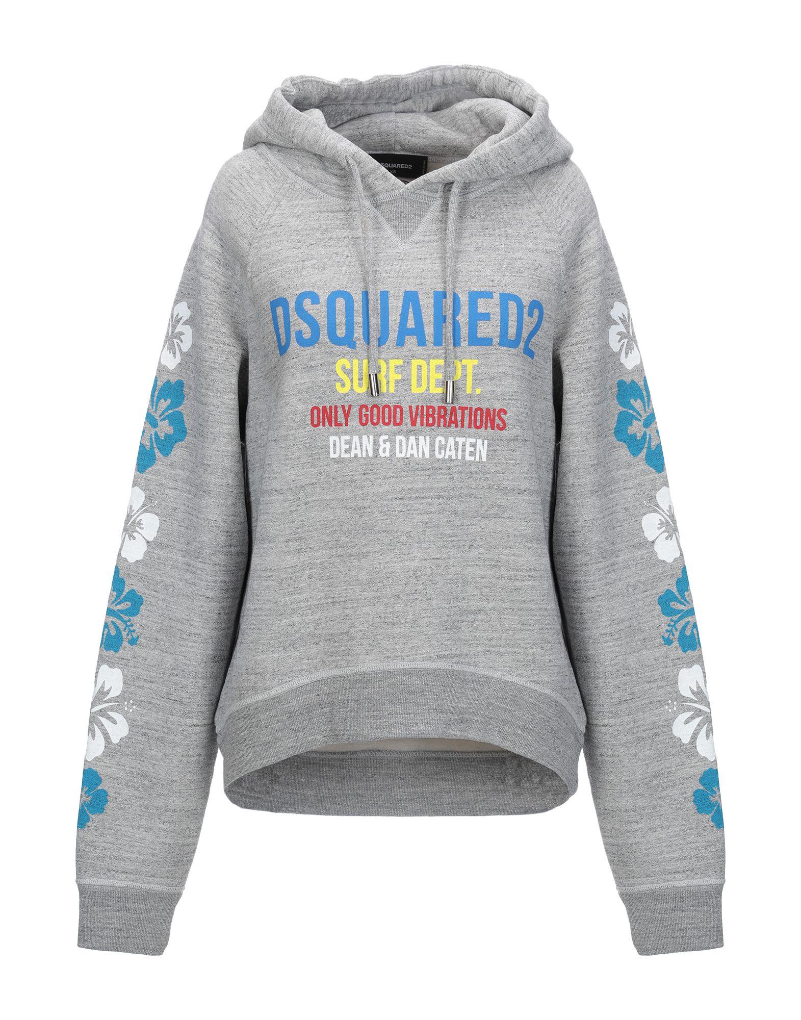 DSQUARED2 Damen Sweatshirt2 grau