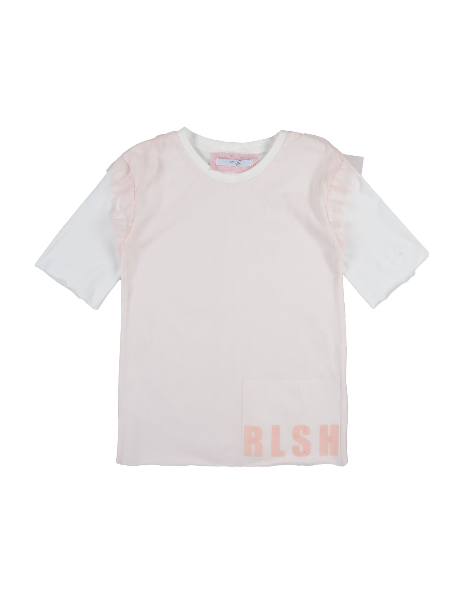 Relish Kids' T-shirts In Pink