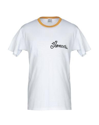 Фото - Женскую футболку WILD DONKEY белого цвета