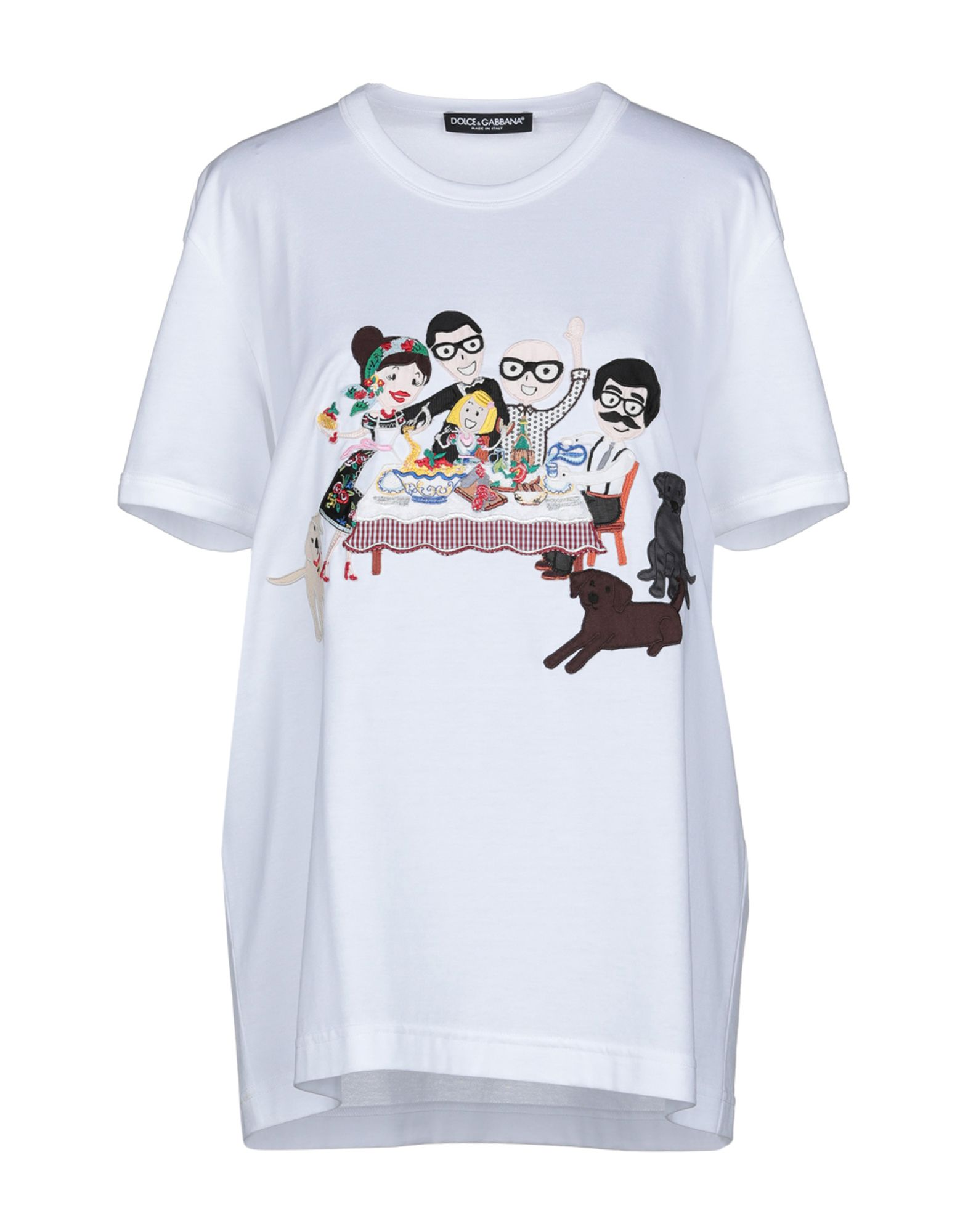 DOLCE & GABBANA Футболка футболка dolce gabbana