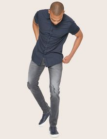 ARMANI EXCHANGE J14 SKINNY THREADBARE GREY JEAN Skinny jeans [*** pickupInStoreShippingNotGuaranteed_info ***] a