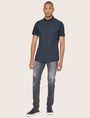 ARMANI EXCHANGE J14 SKINNY THREADBARE GREY JEAN Skinny jeans [*** pickupInStoreShippingNotGuaranteed_info ***] d