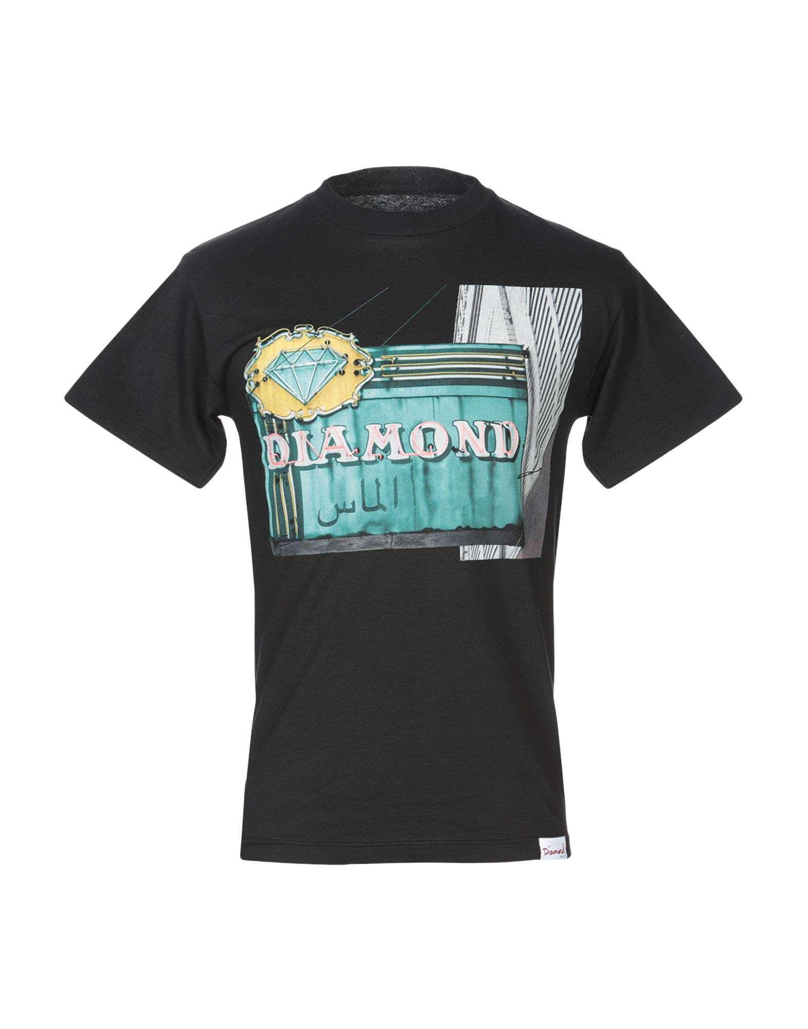 DIAMOND SUPPLY CO. Футболка diamond supply co толстовка
