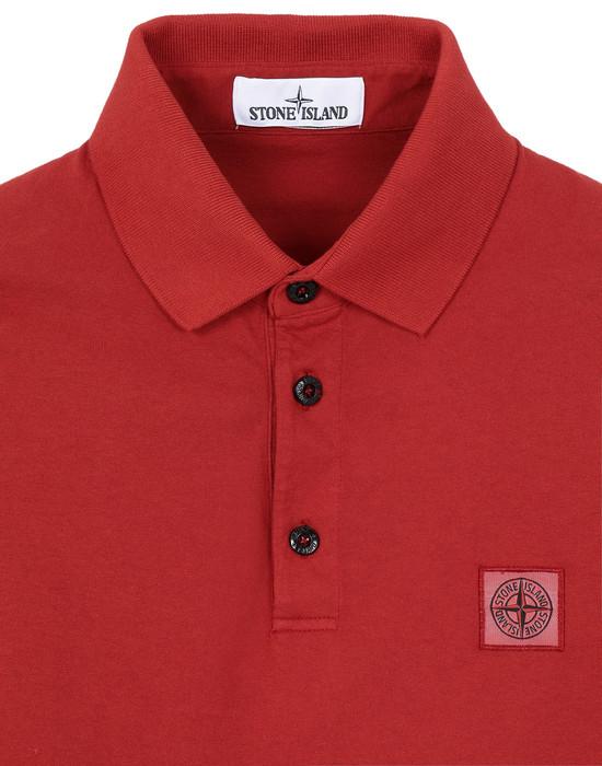 12255001nf - Polo - T-Shirts STONE ISLAND