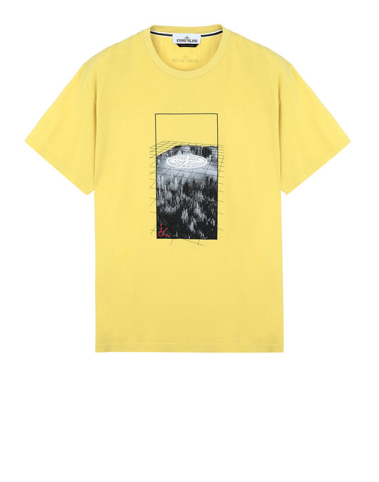 STONE ISLAND Short sleeve t-shirt 2NS85 'GRAPHIC THREE'