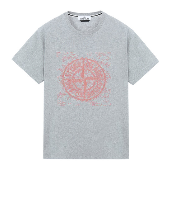 STONE ISLAND Short sleeve t-shirt  2NS84 'GRAPHIC TWO'