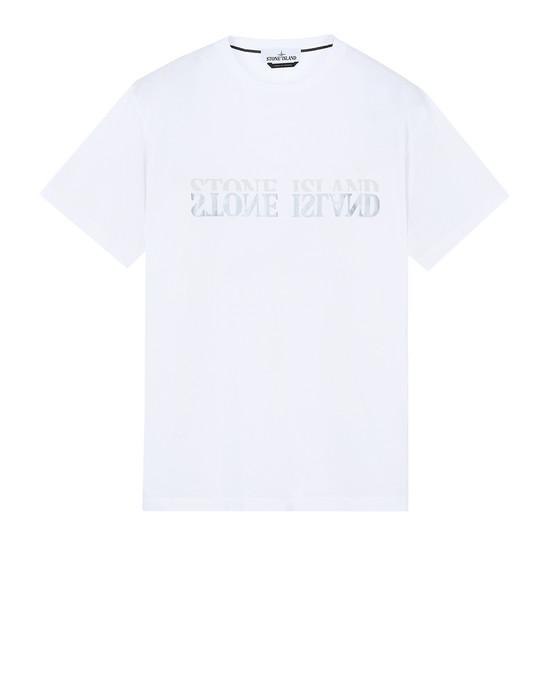 STONE ISLAND Short sleeve t-shirt 2NS88 'GRAPHIC SIX'