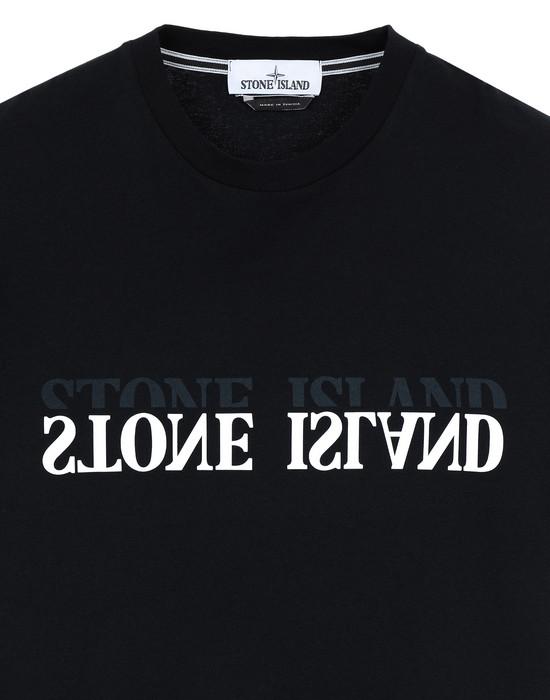 12255259wt - Polo - T-Shirts STONE ISLAND