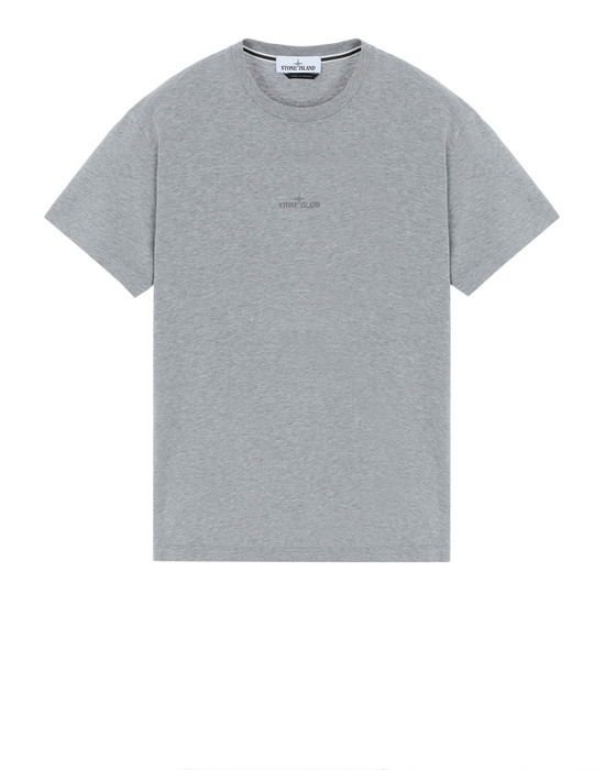 STONE ISLAND Short sleeve t-shirt 2NS90 'GRAPHIC EIGHT'