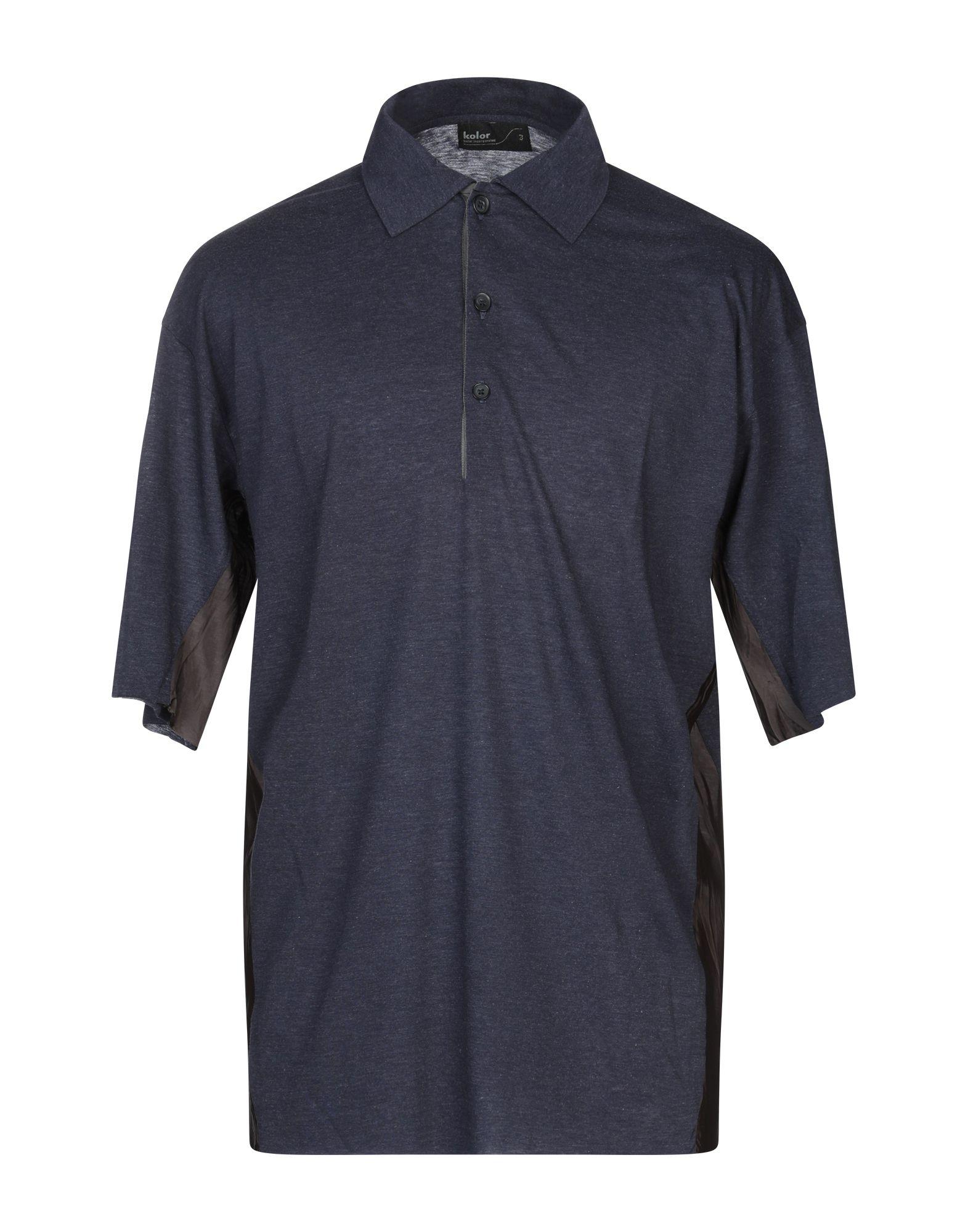 KOLOR Поло kolor beacon свитер