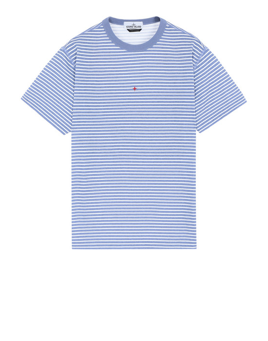 Short sleeve t-shirt 233X9 STONE ISLAND MARINA STONE ISLAND - 0