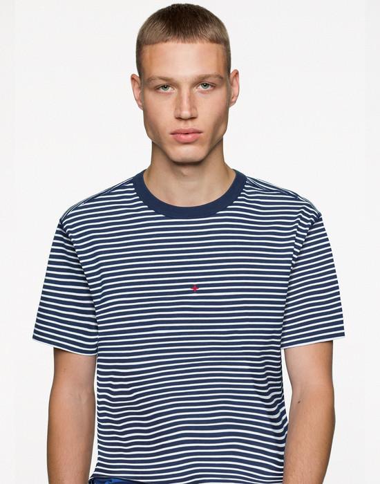 12255405wh - Polo - T-Shirts STONE ISLAND