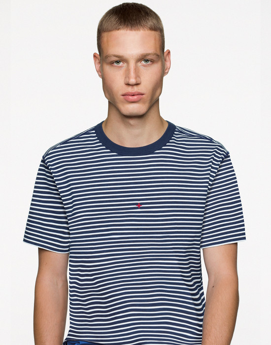12255405xb - Polos - T-shirts STONE ISLAND
