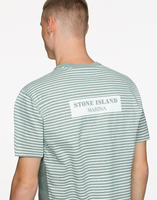 12255411al - Polo - T-Shirts STONE ISLAND