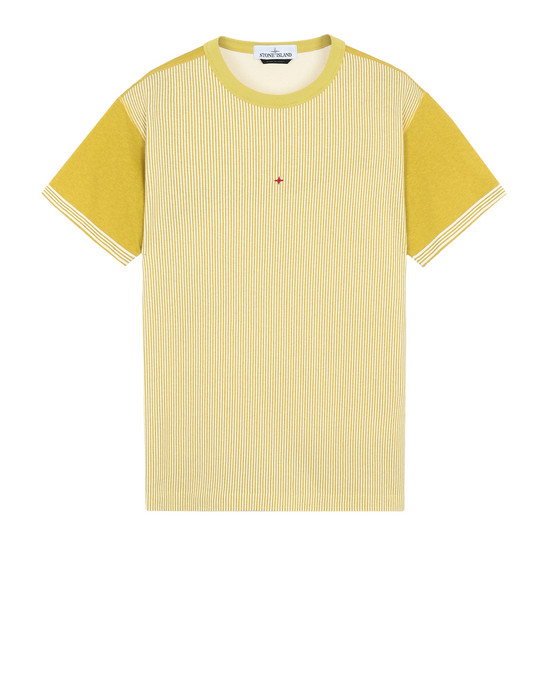 STONE ISLAND Short sleeve t-shirt 233X1 STONE ISLAND MARINA