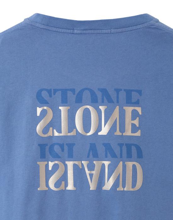 12255419jo - Polo 衫与 T 恤 STONE ISLAND