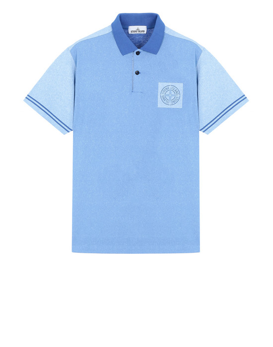 Polo shirt 22834 JERSEY PLACCATO STONE ISLAND - 0