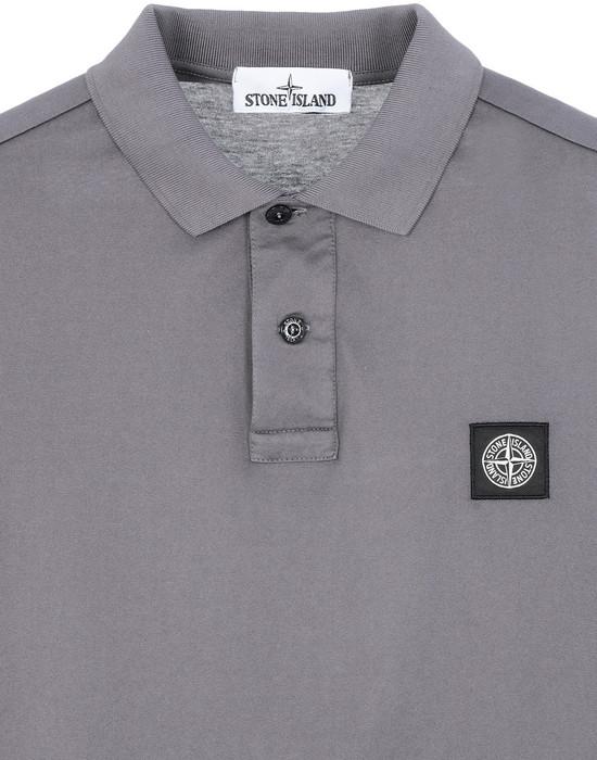 12255449gh - Polo 衫与 T 恤 STONE ISLAND