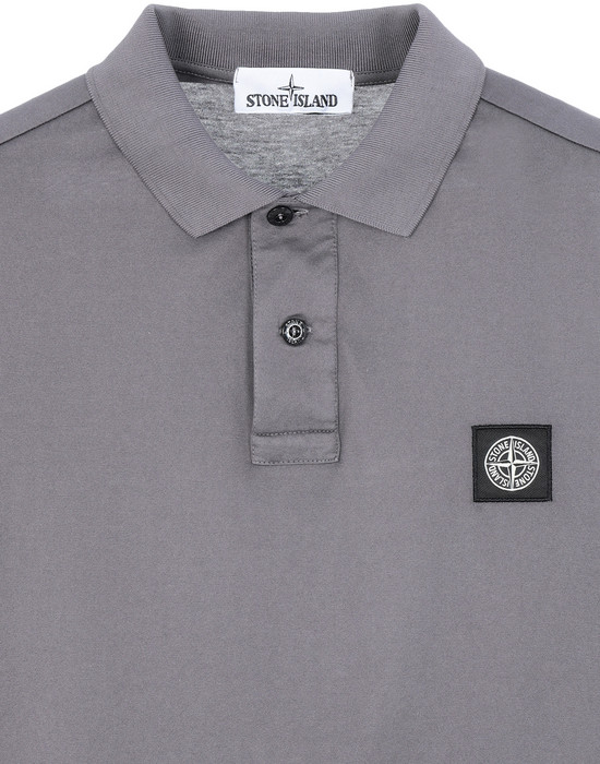 12255449gh - Polo - T-Shirts STONE ISLAND