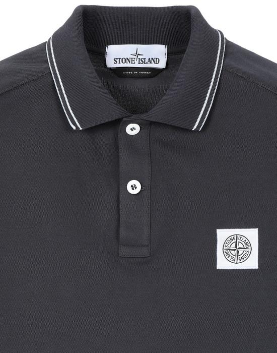 12255452wo - Polo - T-Shirts STONE ISLAND