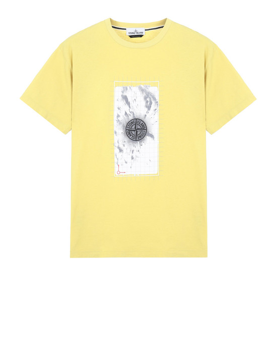 STONE ISLAND Short sleeve t-shirt 2NS87 'GRAPHIC FIVE'