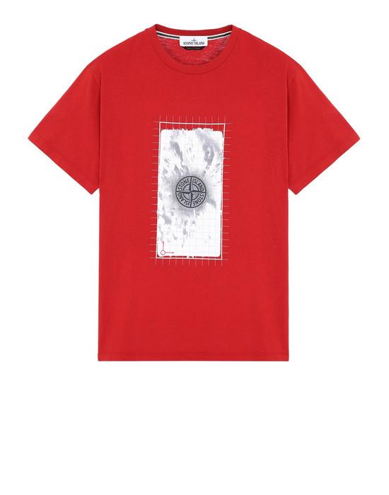 STONE ISLAND Short sleeve t-shirt 2NS87 'GRAPHIC FIVE'