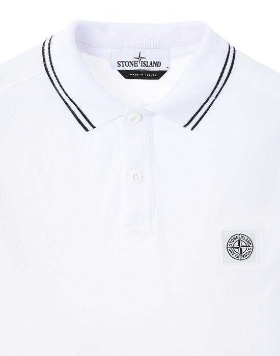 12255500os - 폴로 - 티셔츠 STONE ISLAND