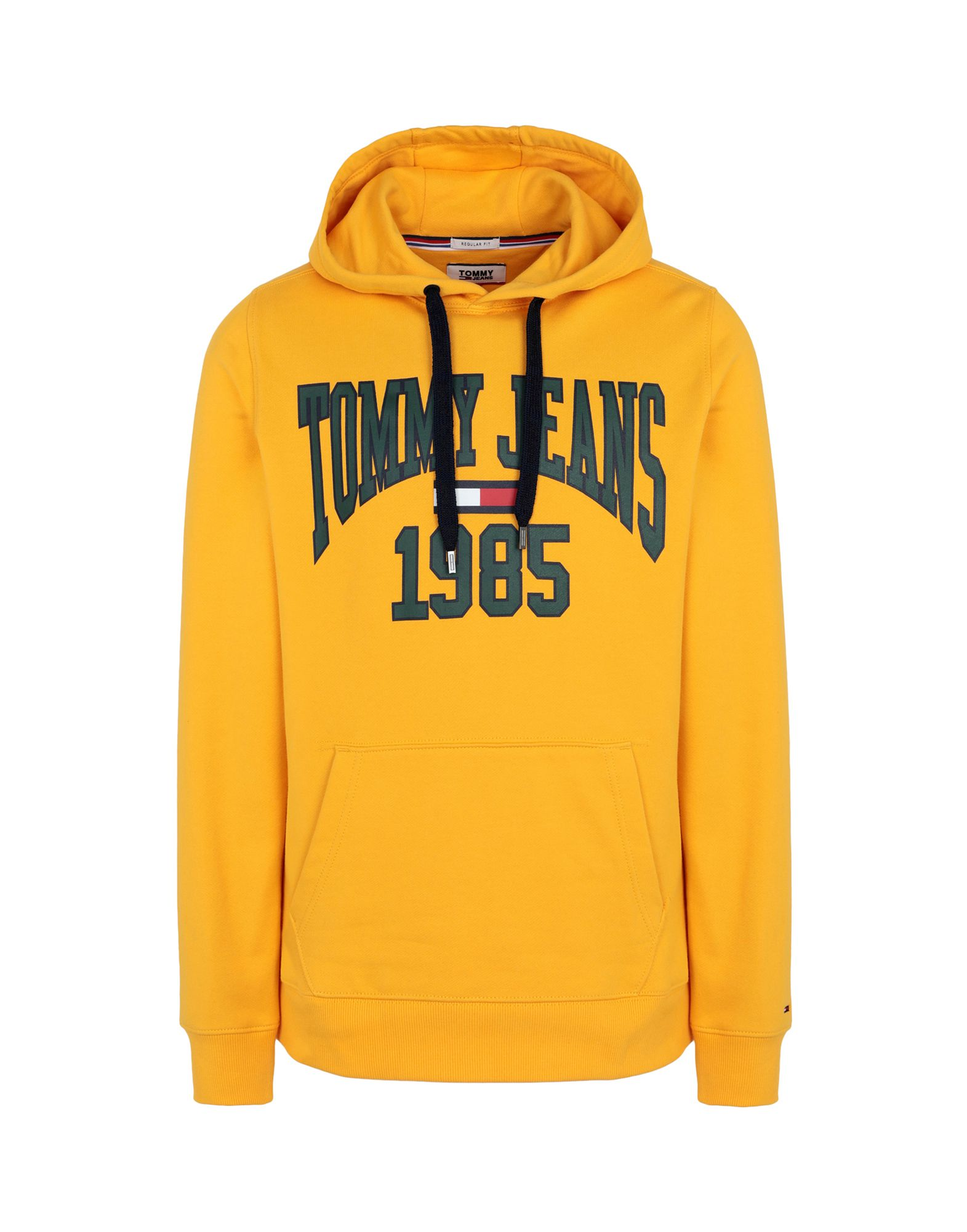 TOMMY JEANS Herren Sweatshirt6 gelb